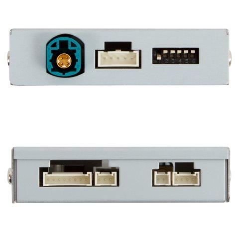 Адаптер для подключения камеры в Mercedes-Benz с системой NTG 5.0/5.1 c парковочными линиями Прев'ю 1