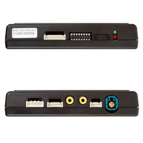 Адаптер для подключения камер в Mercedes-Benz с системой NTG 5.0/5.1 с активными парковочными линиями Превью 2