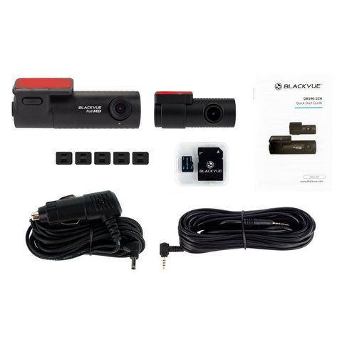 Видеорегистратор с GPS, G-сенсором и датчиком движения BlackVue DR590-2СH Превью 5