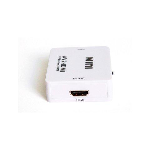 CVBS to HDMI Video Signal Converter Preview 2