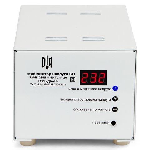 Стабілізатор напруги ДІА-Н СН-600-м Прев'ю 1