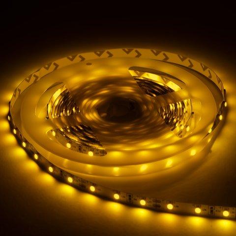 Світлодіодна стрічка SMD3528 (жовта, 300 світлодіодів, 12 В DC, 5 м, IP65) Прев'ю 2