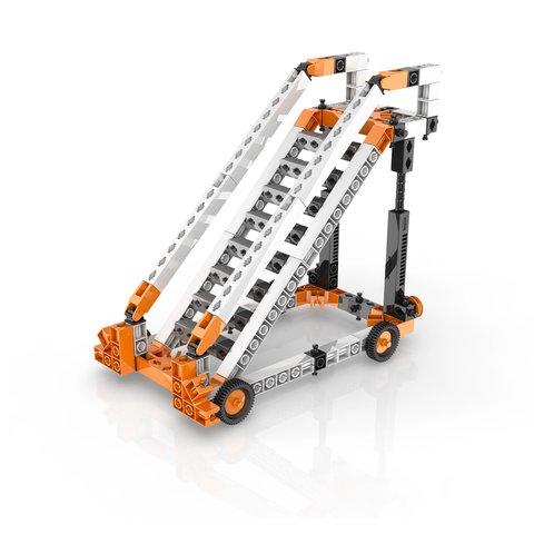 STEM-конструктор Engino Механіка: колеса, осі та похилі площини Прев'ю 1