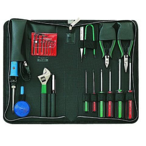 Tool kit Pro'sKit 1PK-631B for PC maintenance Preview 1