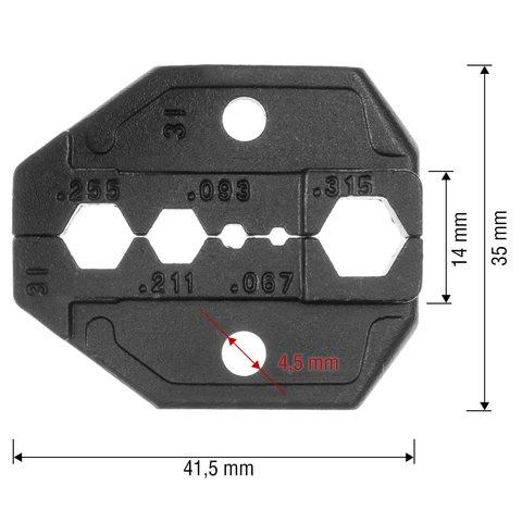 Crimper Die Pro'sKit CP-336DI Preview 1