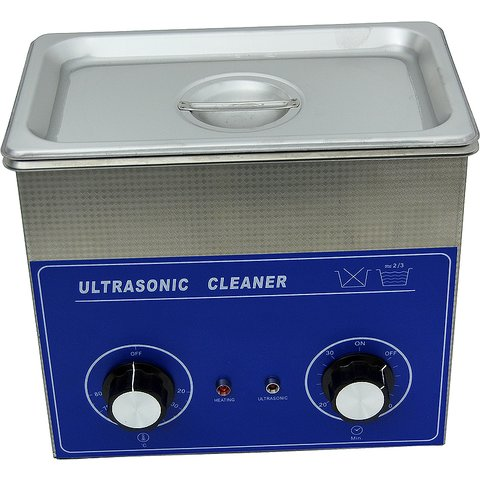 Ultrasonic Cleaner Jeken PS-20 Preview 1